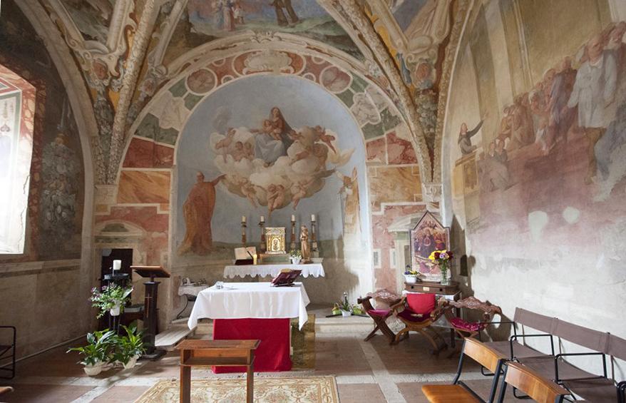 Matrimoni Castello Di Alviano